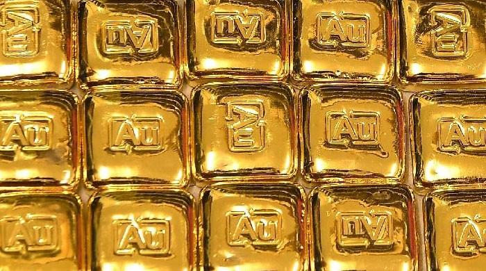 Gold rally continues in Pakistan, gaining Rs800 to reach Rs129,500