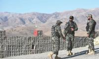 FC soldier embraces martyrdom, 2 wounded in firing from across Afghan border