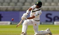 Former cricketers, experts praise Shan Masood on historic ton