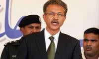 Waseem Akhtar says PPP not interested in solving Karachi, Hyderabad's issues