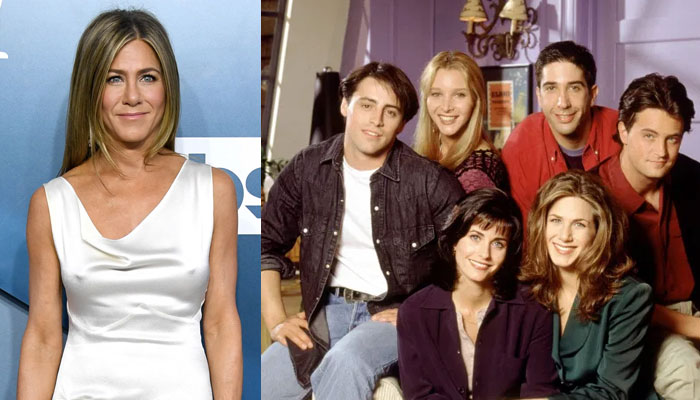 Jennifer Aniston says Friends reunion will be 'even more exciting and fun'