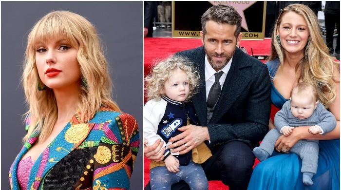 Taylor Swift confirms her song 'Betty is about Ryan Reynolds and Blake Livelys daughters - The News International