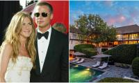 Brad Pitt and Jennifer Aniston's former love nest off the market for $32million