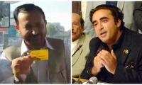 Sent Bilawal BRT travel card for criticising project: KP transport minister