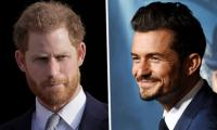 Katy Perry forced Orlando Bloom to take on the role of Prince Harry in upcoming series