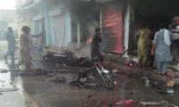 Chaman Mall Road blast kills 6, injures 21