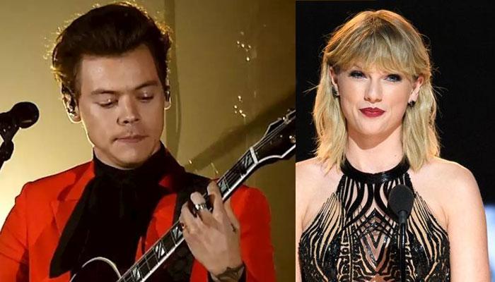 Harry Styles Knocks Ex Girlfriend Taylor Swift Off The Top Spot In The Billboard Hot 100
