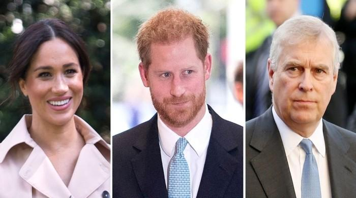 Meghan, Harry and Prince Andrew's social media accounts removed from royal website