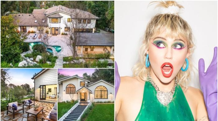 Step inside Miley Cyrus's upscale $5mn mansion in California