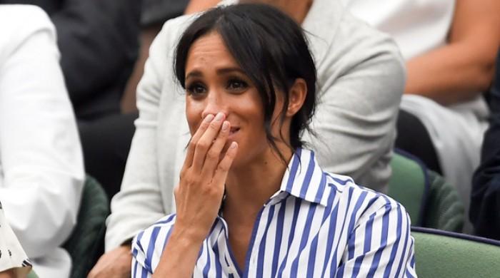 Meghan Markles heartbreaking final words as a royal were followed by barrage of tears - The News International