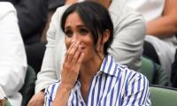 Meghan Markle's heartbreaking final words as a royal were followed by barrage of tears