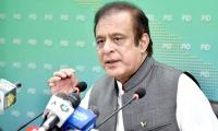 Shibli Faraz says country moving towards economic stability despite coronavirus woes
