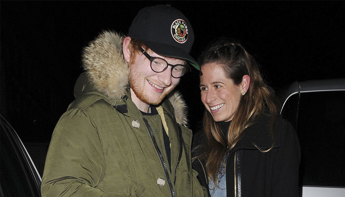 Ed Sheeran and wife Cherry Seaborn 'expecting their first child together