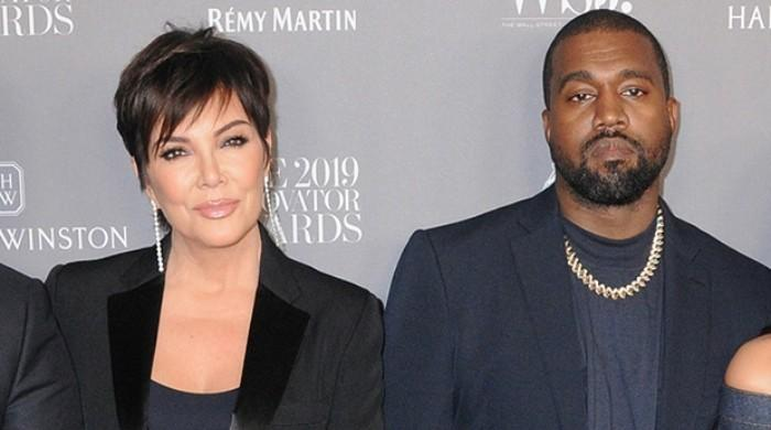Kanye West heaps praises on Kris Jenner days after bashing her during Twitter rampage - The News International