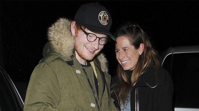 Ed Sheeran and wife Cherry Seaborn days away from welcoming first baby - The News International