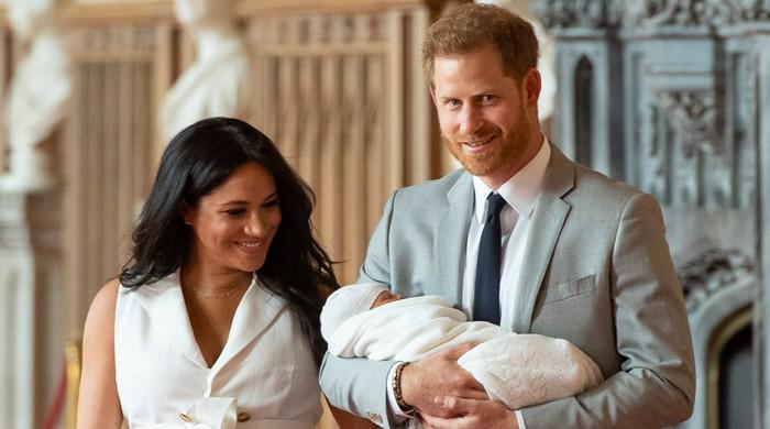 Prince Harry and Meghan Markle sacked Archie's nanny in the middle of the night