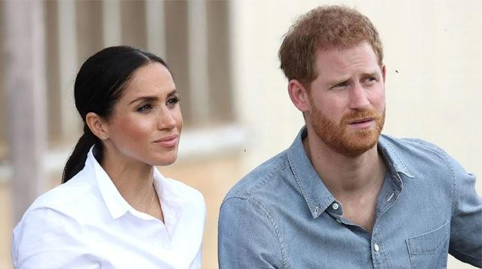 Prince Harry was 'furious' when Meghan Markle was papped during private vacation