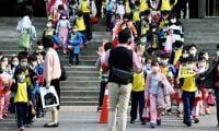 Britain returns to education despite coronavirus cases increasing again