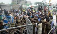 Maryam Nawaz, senior PML-N leaders among 189 booked for Lahore clashes