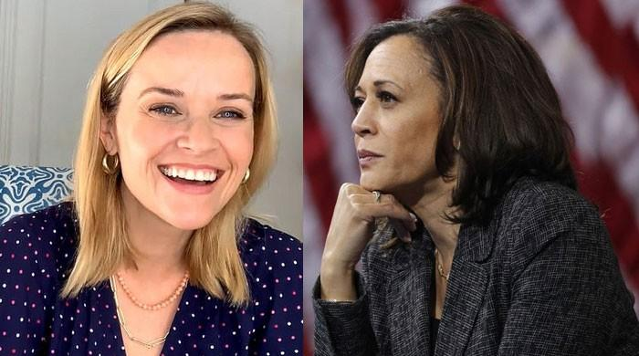 Reese Witherspoon posts touching tribute to Kamala Harris