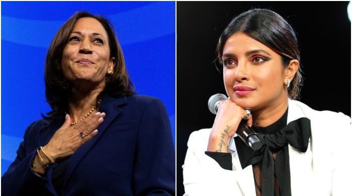 Priyanka Chopra on Kamala Harris's VP candidacy: 'Proud moment for all women'