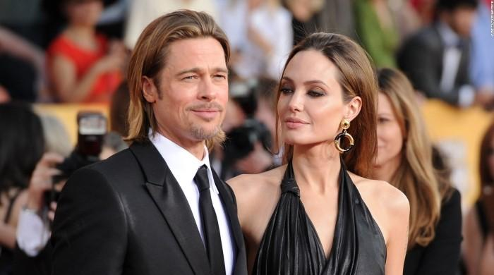 Brad Pitts lawyers slam Angelina Jolie over judge removal plea amid rising tensions - The News International