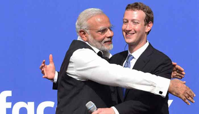 In India, Facebook prefers business over hate-speech: WSJ report