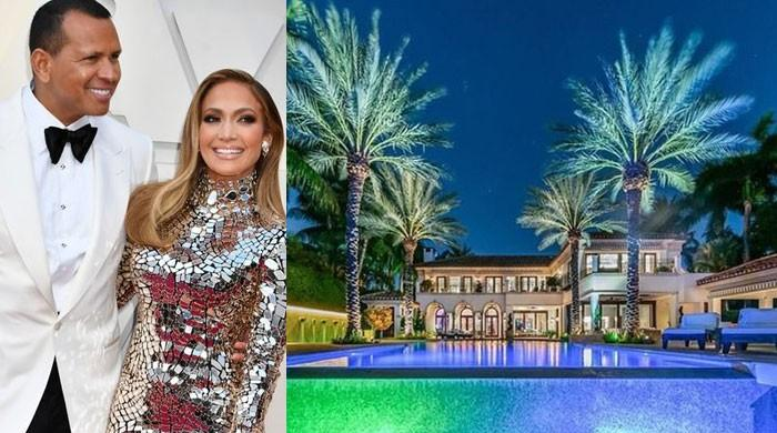 Jennifer Lopez and Alex Rodriguez buy $40 million waterfront home in Miami: report - The News International