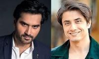Humayun Saeed and Ali Zafar thankful for support after being named for civil award
