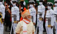 Modi warns China over border tensions, announces to build stronger military