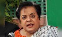 Shireen Mazari criticises Foreign Office on Kashmir strategy