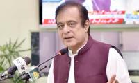 Shibli Faraz says affordable power govt's top priority