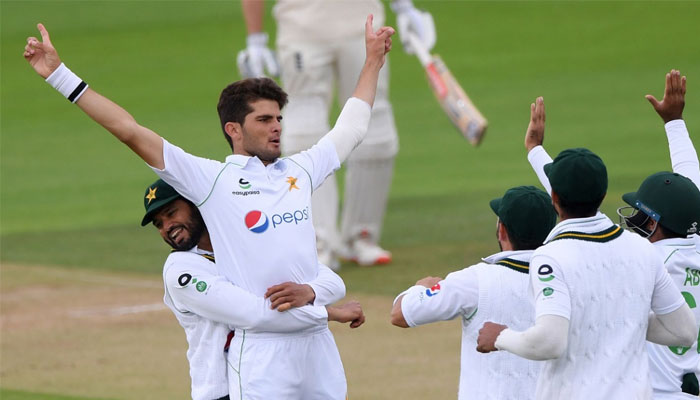 Pakistan announce an initial 20-player squad for the 2-match Test series against South Africa