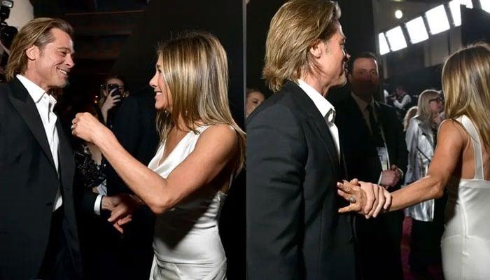 Jennifer Aniston, Brad Pitt to join Jimmy Kimmel & others in live event