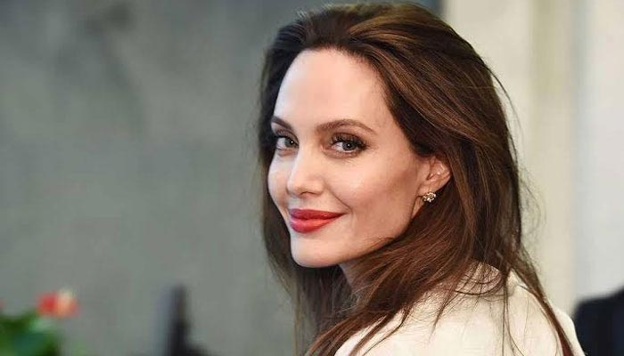 Angelina Jolie: I'm boring, I spend time studying foreign policy