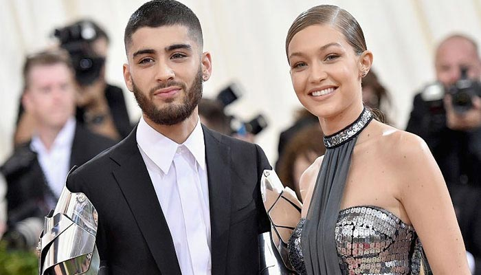 Gigi Hadid Shows Off Baby Bump With Ethereal At-Home Photoshoot