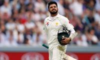 Pakistan skipper Azhar Ali sees lots of positives despite England series defeat