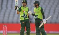 Pakistan set England 191-run target as Haider Ali hits 50 on debut