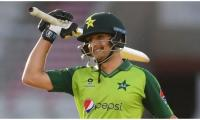 Haider Ali showed his talent against one of the world's best sides: Wasim Akram