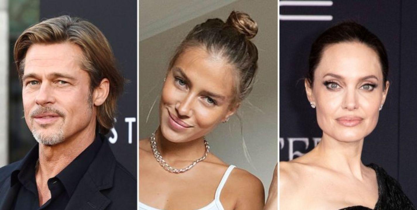 Brad Pitt Unfazed By Angelina Jolie S Reaction On Romance With Nicole Poturalski