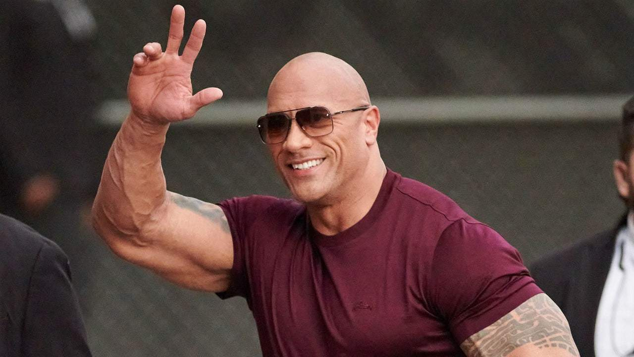 Dwayne 'The Rock' Johnson confirms he has Covid-19