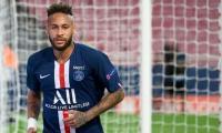 PSG star Neymar tests positive for COVID-19