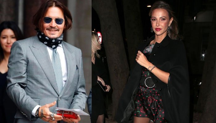 Sophie Hermann is reportedly 'romantically linked' to Johnny Depp