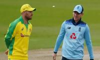 England win toss, bowl against Australia in first ODI