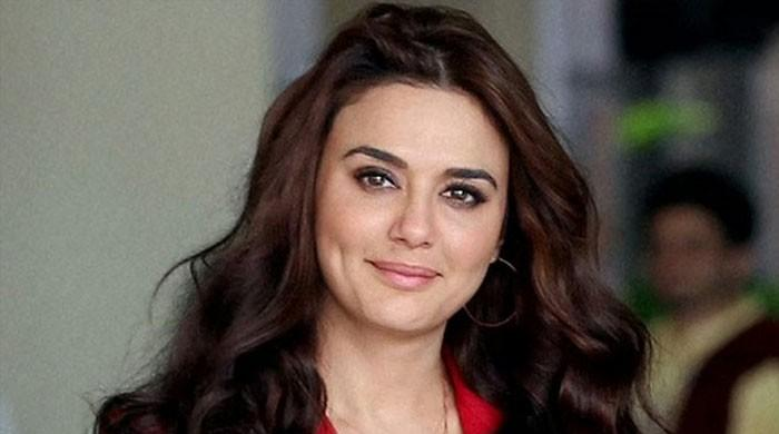 Preity Zinta tests negative for COVID-19 following third round of testing in the UAE