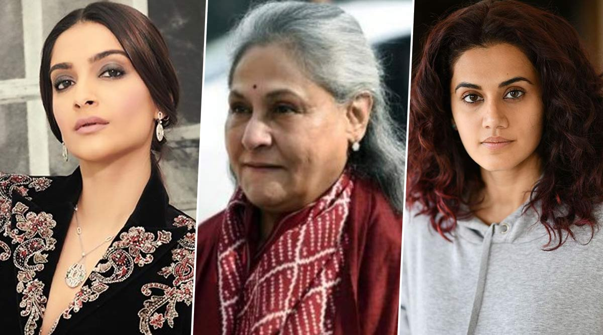 Jaya Bachchan slams actors for comparing Bollywood to 'gutter', seeks govt support