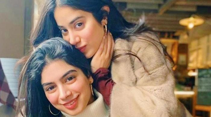 Janhvi and Khushi Kapoor's Instagram antics leave fans in fits of laughter
