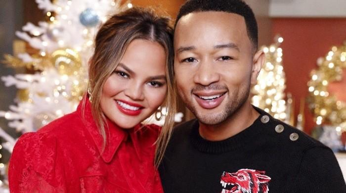 Chrissy Teigen accidentally reveals the sex of her baby with John Legend - The News International