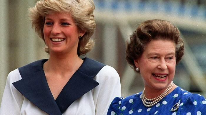 Rare letter gives glimpse into the Queen's reaction following Princess Diana's passing