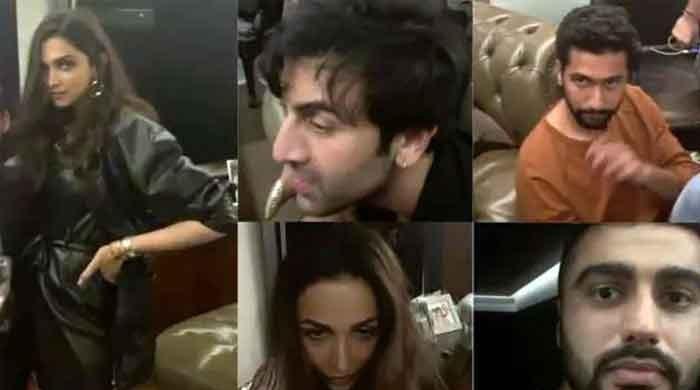 Indian agency examines viral video of Karan Johar's Bollywood party